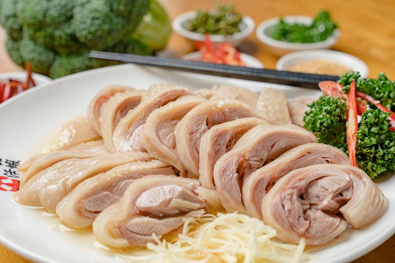 冷盤油雞 (8)